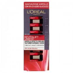L'Oreal Revitalift Laser X3 Ampolle Acido Glicolico