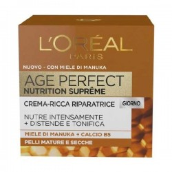 L'oreal Age Perfect Nutrition Supreme Crema Viso Giorno 50ml