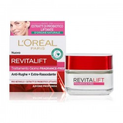 L'oreal Revitalift Crema Viso Fragrance Free 50ml