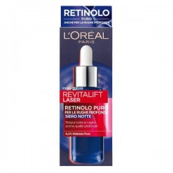 L'Oreal Revitalift Laser x3 Siero Retinolo Notte 30ml