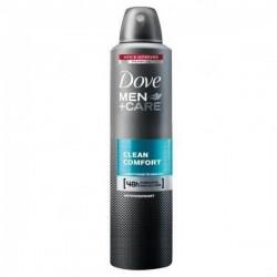 Dove Men Care Clean Comfort Deo 250ml spray