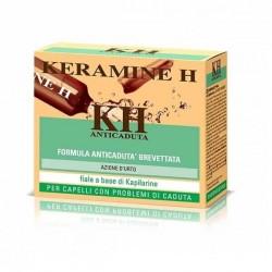 Keramine H Fiale Anticaduta Capelli 12 Fiale da 6ml