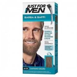 Just For Men Barba & Baffi Castano Chiaro
