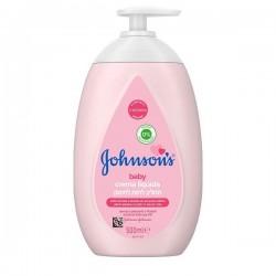 Johnson's Baby Crema Liquida Fluida Corpo 500ml