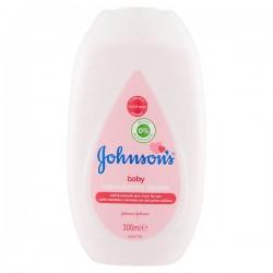 Johnson's Baby Crema Liquida Fluida Corpo 300ml
