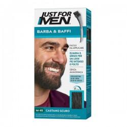 Just For Men Barba & Baffi Castano Scuro