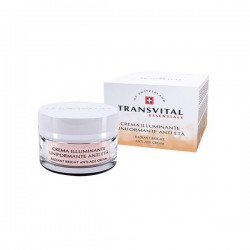 Transvital Crema Illuminante Uniformante Anti Età Viso 50ml