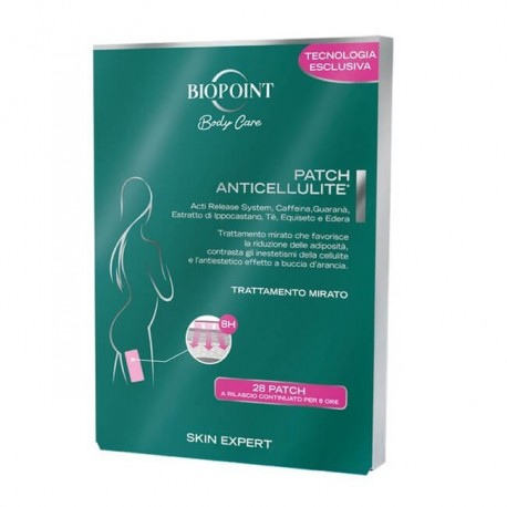 Biopoint Patch Anticellulite 28 Pezzi