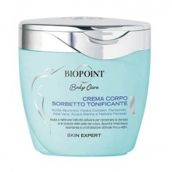 Biopoint Crema Corpo Sorbetto Tonificante Vaso 300ml