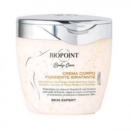Biopoint Crema Corpo Fondente Idratante Vaso 300ml