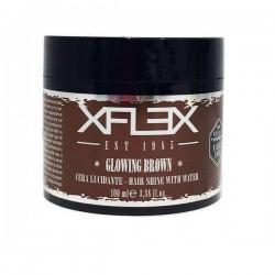 Edelstein Xflex Cera Glowing Brown Nuova Confezione 100ml