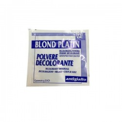 Blond Platin Polvere Decolorante Bustina 25gr