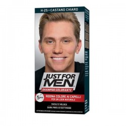 Just For Men Shampoo Colorante Castano Chiaro