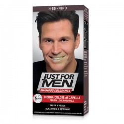 Just For Men Shampoo Colorante Nero