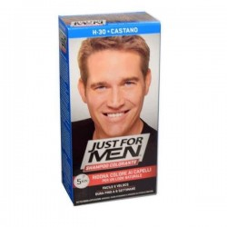 Just For Men Shampoo Colorante Castano