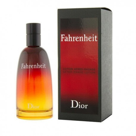 Christian Dior Fahrenheit After Shave Lotion 100ml