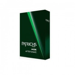 Patrichs Noir Musk After Shave 75ml