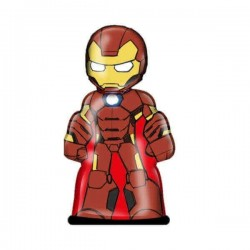 Marvel The Avengers Baby Iron Man Bagno Schiuma 400ml