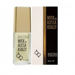 Alyssa Ashley Musk Eau de Toilette 15ml