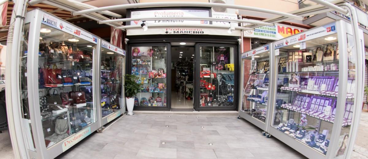 Profumeria Mancino Negozio sede di Palermo