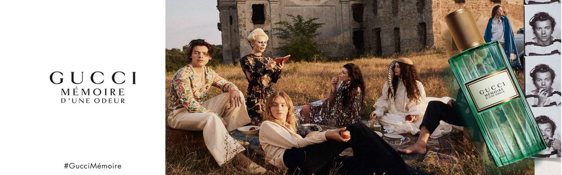 Gucci Memoire D Une Odeur Eau de Parfum