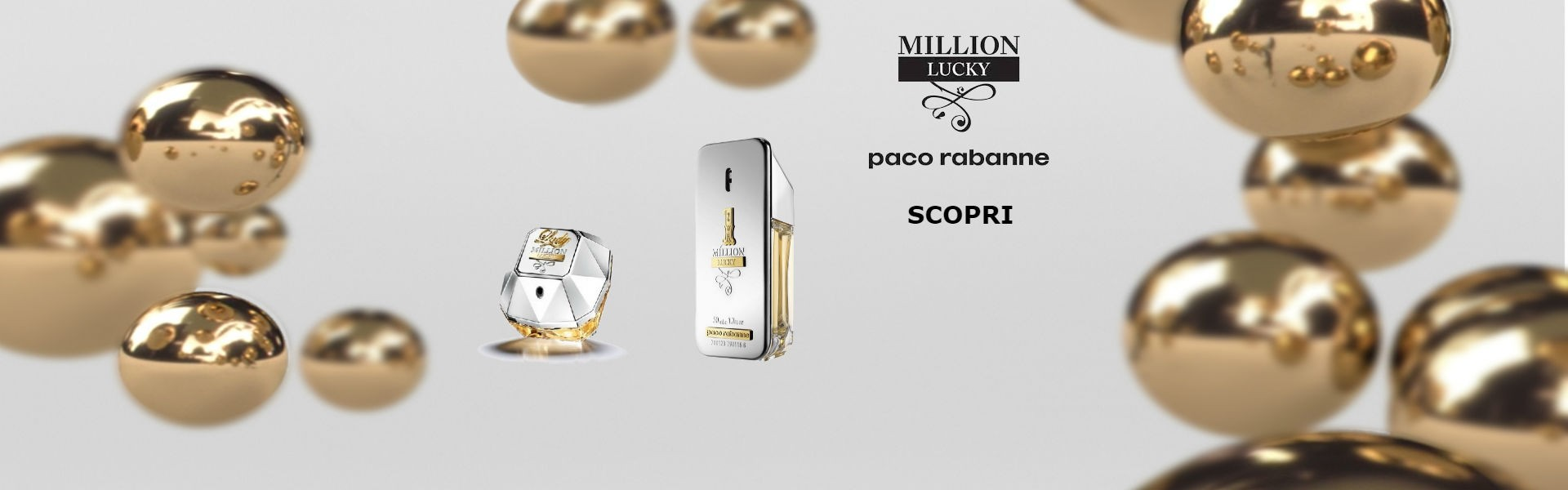 Paco Rabanne Million Lucky